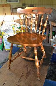 How To Refurbish A Wooden Chair