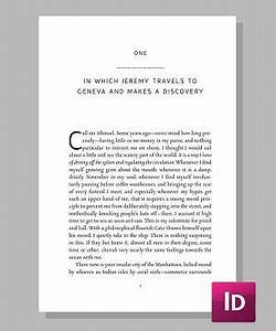 balance creates a clean uncluttered look for your With indesign templates for books