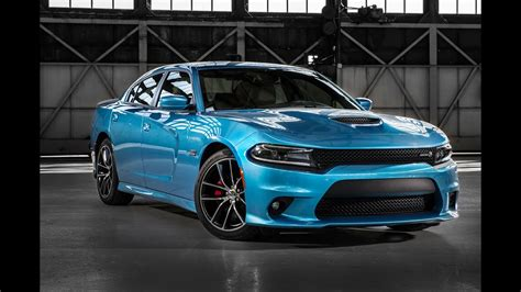 2015 Dodge Charger R/t Scat Pack Specs