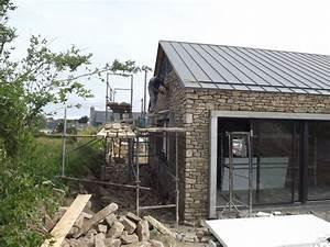 Construction En Pierre : constructeur maison finistere nord brest st renan gros ~ Premium-room.com Idées de Décoration