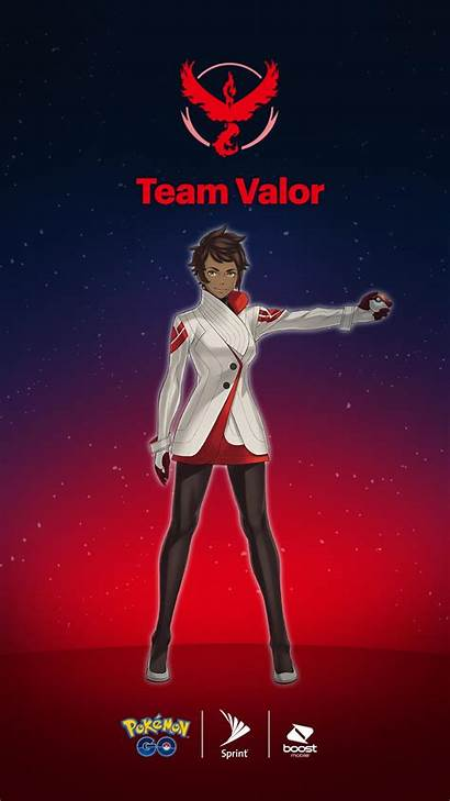 Valor Team Prizes Mobile Wallpapers Sprint Boost