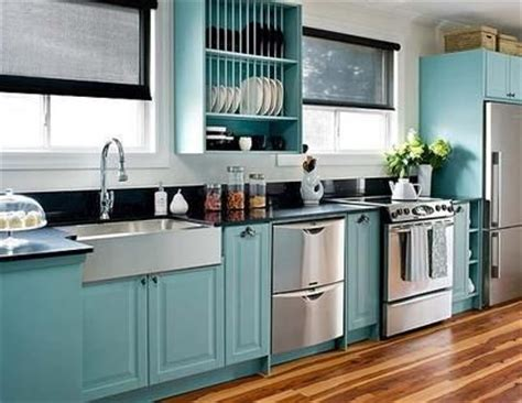61 best turquoise kitchens images on