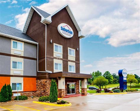 Citations are generated automatically from bibliographic data as a convenience, and may not be complete or accurate. Suburban Extended Stay Hotel Cedar Falls 300 Viking Rd ...