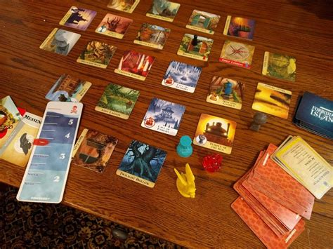 forbidden island fun strategy game  kids  family