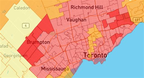 It's Official, Brampton Has The Highest Insurance Premiums