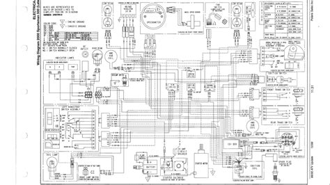 polaris ranger  wiring diagram sample