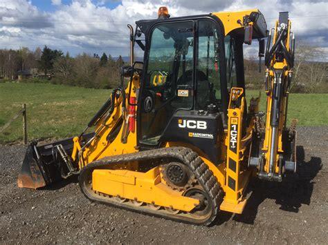 jcb cx backhoe loader dewhurst agri  jcb  sale