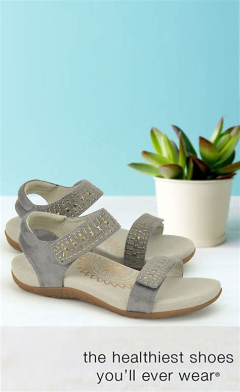 aetrex healthy     comfortable shoes youll