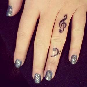 Music Tattoos Design Ideas For Men and Women