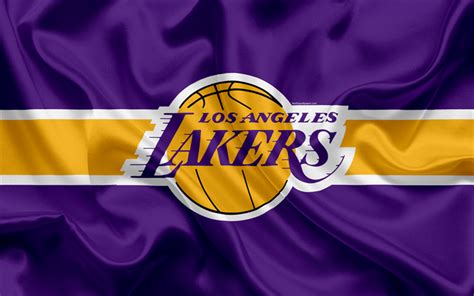 Download wallpapers Los Angeles Lakers, basketball club ...