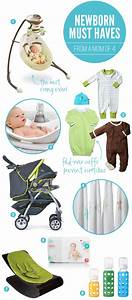 The ultimate list of essential Baby Gear for Newborns from ...