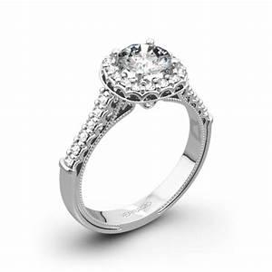 verragio 903cu6 diamond engagement ring 3650 With verragio wedding rings prices