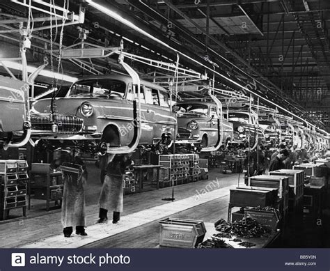 industry vehicle industry assembly   opel factory