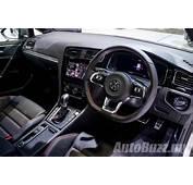 Gallery Volkswagen Golf GTI MK75 At The Singapore Motor