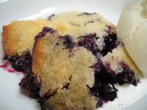 Blueberry Cobbler Dessert