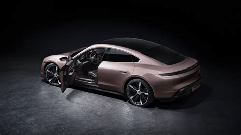 New entry level, rear-drive Porsche Taycan starts at ...