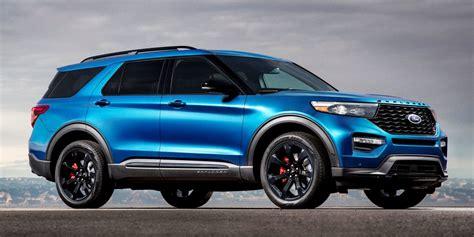 Ford Hybrid Explorer 2020 by Las Nuevas Ford Explorer St Y Explorer Hybrid Se