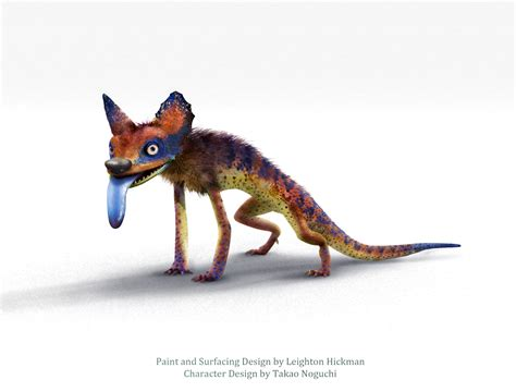 """""""the Croods"""" Critter Chimaeras"""