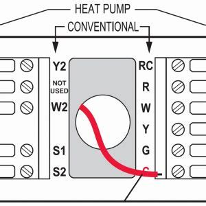White Rodgers Thermostat Wiring Diagram Heat Pump Free