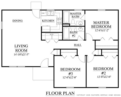 split ranch floor plans houseplans biz house plan 1190 a the brandon a