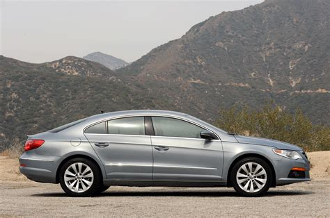 Cc Sport Review by Review 2009 Volkswagen Cc Sport Photo Gallery Autoblog