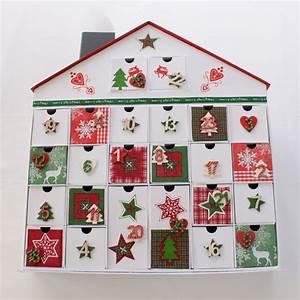 Calendrier De L Avent Maison : calendrier de l 39 avent maison nordique ~ Preciouscoupons.com Idées de Décoration