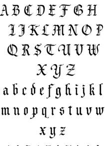 calligraphy fonts   english alphabets images