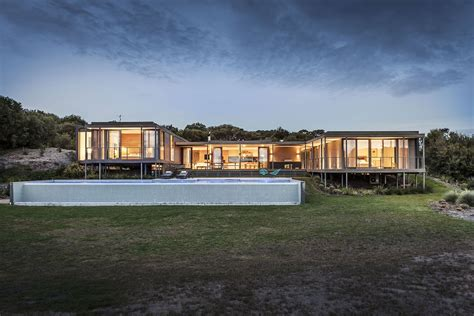 modern rural architecture australia foam road fingal residence by jam architecture