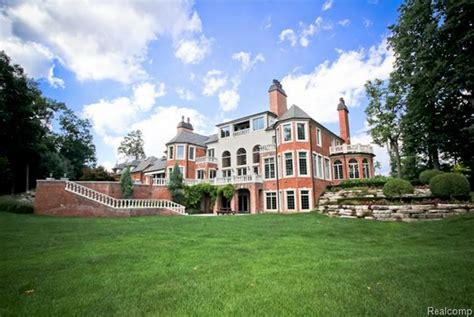 million newly listed  square foot mansion