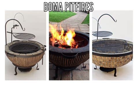 Boma Firepits and Braais   WaterPlant   Turning your