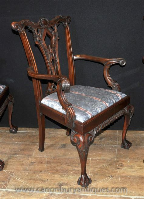 chippendale chair with and claw chippendale