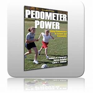 Musclemate Com Pedometer Power - 2nd Ed