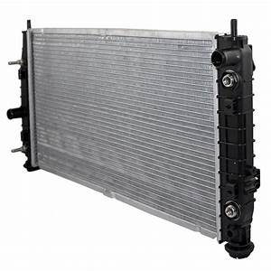 Chrysler 300m Concorde Lhs Dodge Intrepid Radiator