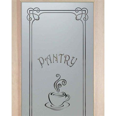 Etched Glass Pantry Doors Lowes Want Pantry Doors 2 0 X 6 8 1 Lite Etched Glass