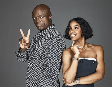 Seal welcomes Kelly Rowland to The Voice Australia   WHO ...