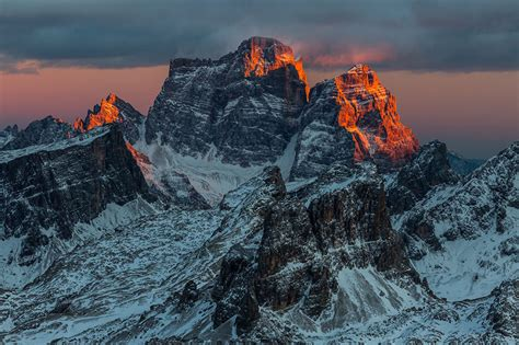 Stunning Photos Of The Italian Dolomites From Dusk Til Dawn