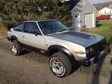 Amc Eagle Sx4 For Sale by 1981 Amc Eagle Sx4 Sport For Sale In Mount Pa
