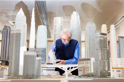 César Pelli's Nonchalant Architecture