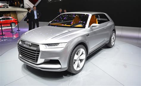 Audi Trademark Filings Hint At Future Crossovers, Suvs