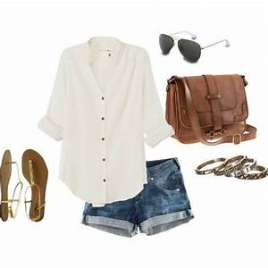 15 Spring Summer Outfit Ideas u2013 Latest Cute Street Style Trend On Fashion Blog - HoliCoffee