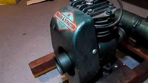 1940 Briggs  U0026 Stratton Wmb 1  2 Hp For Sale