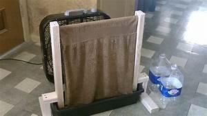 Homemade Evap  Air Cooler
