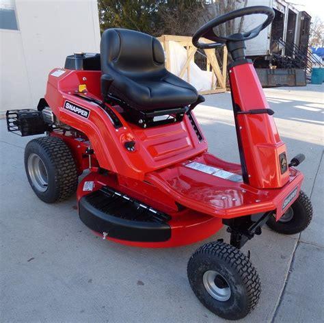 snapper re110 rear engine mower 28 quot deck 11 5 hp briggs 7800920 sle equipment