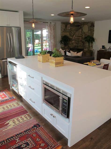 microwave in kitchen island microwave in island kitchen