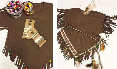gespenst kostüm aus t shirt basteln fasnachtskost 252 m die indianer sind los basteln mit kindern indianerin kost 252 m indiander