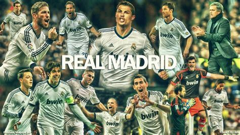 real madrid team wallpapers wallpaper cave