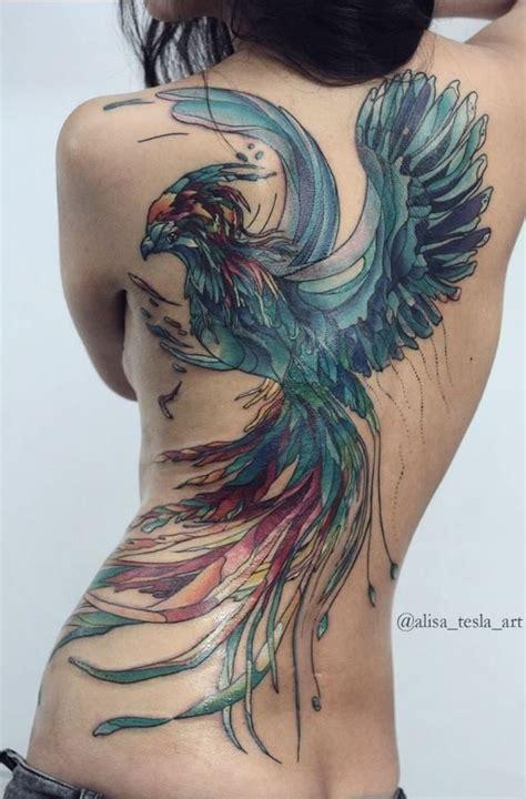 Best 25+ Female Back Tattoos Ideas On Pinterest Thigh
