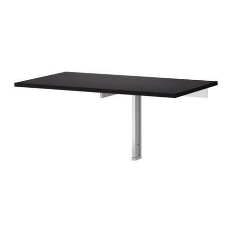 wall mounted drop down table bjursta wall mounted drop leaf table brown black