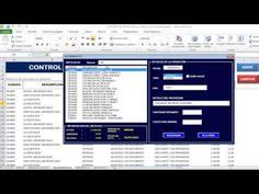 create  excel data entry form   userform
