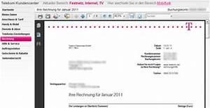 Www Telekom Kundencenter De Rechnung : telekom rechnung online die telekom onlinerechnung f r ~ Themetempest.com Abrechnung
